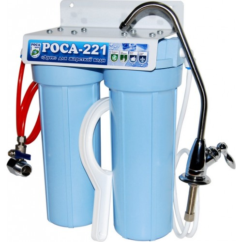 РОСА 221 ДУЭТ для жесткой воды: 0 руб., купить в Донецке, описание, отзывы